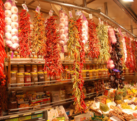 gastronomy food markets and tapas private walking tour barcelona by dreamingbarcelona