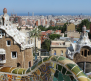 Gaudi Barcelona private walking tour - parc guell dreamngbarcelona