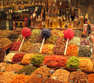 Gastronomy barcelona private walking tour - dreamingbarcelona - Foodmarket