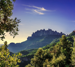 private tour and guide Montserrat Dreaming Barcelona - Landscape